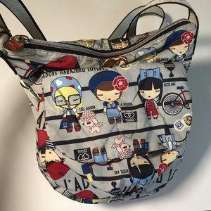 HARAJUKU Lovers Small Crossbody Bag Shoulder Purse